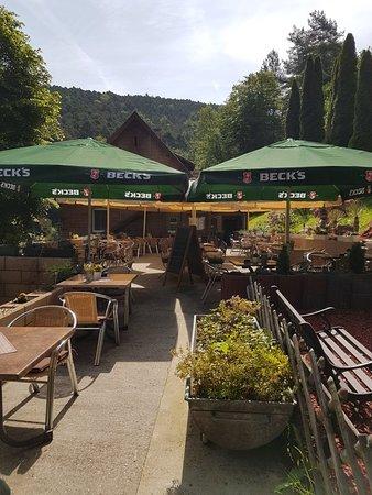 Waldgaststätte Zum Saupferch: Waldgaststatte Zum Saupferch