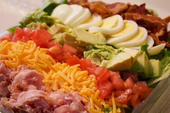 Kennard, TX: Cobb Salad