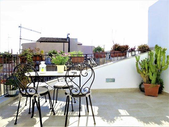 la Casa delle Fate: Miramare with private terrace and 2 bathrooms