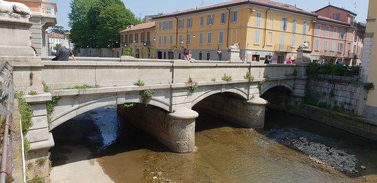 Ponte dei Leoni - Monza