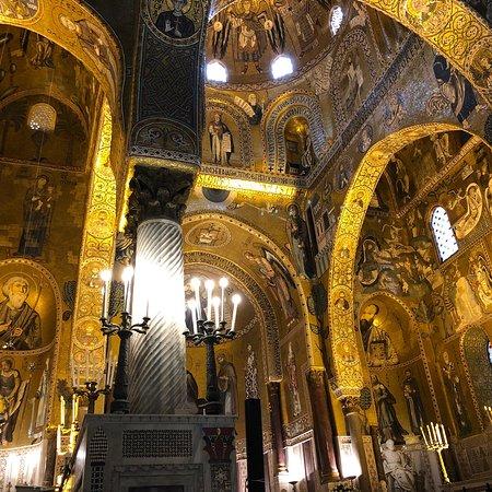 诺曼王宫和帕拉提那礼拜堂照片