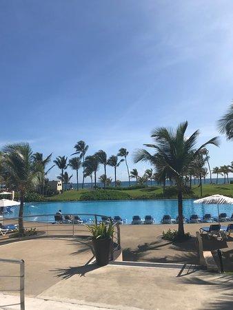Hard Rock Hotel & Casino Punta Cana : One of the many pools