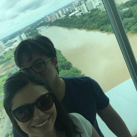 Bilde fra Ponte Estaiada