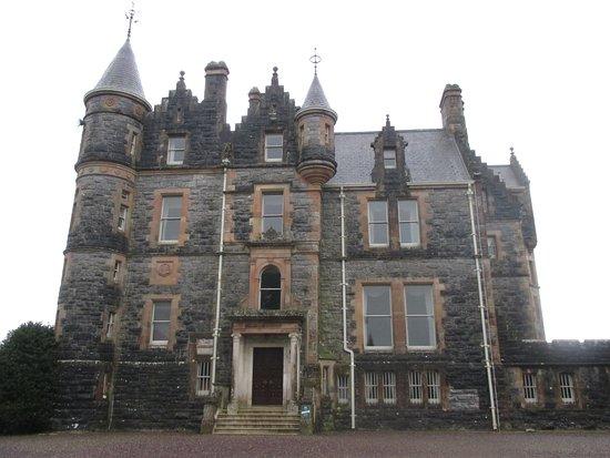 布拉尼城堡及花园照片