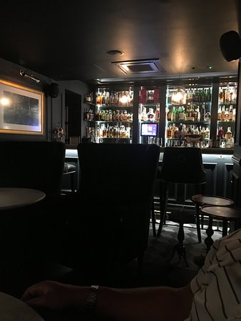 Puffin' Rooms - Liverpool : bar