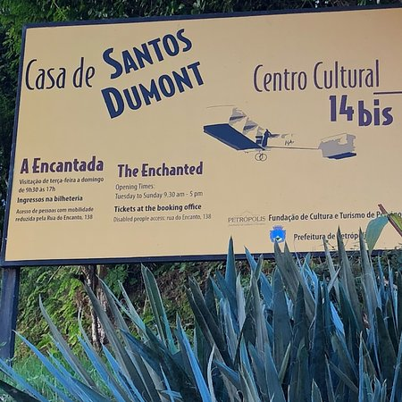 Museu Casa de Santos Dumont照片