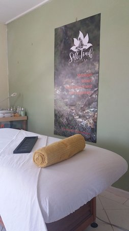 Soft Touch Day Spa: Mobile services available manicures, pedicures, body waxing, massage therapy