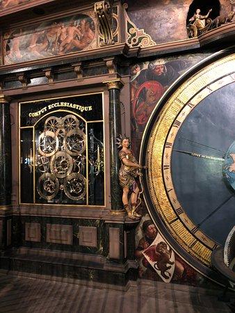อาสนวิหารน็อทร์-ดามแห่งสทราซบูร์: Astronomical clock