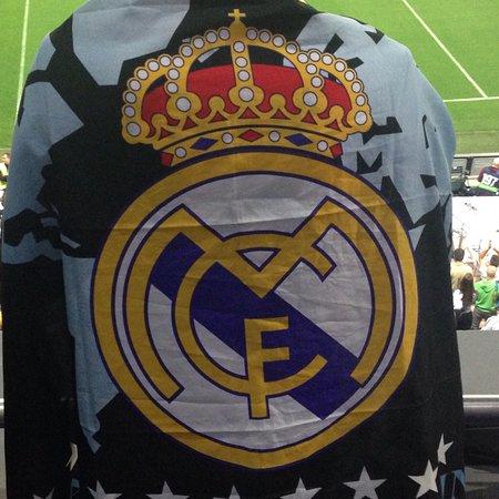 Santiago Bernabeu Stadium ภาพถ่าย