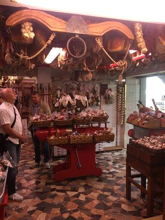 Antica Macelleria Falorni: in allen erdenklichen Sorten