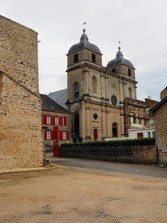 Citadelle de Montmédy: The Cathedral.