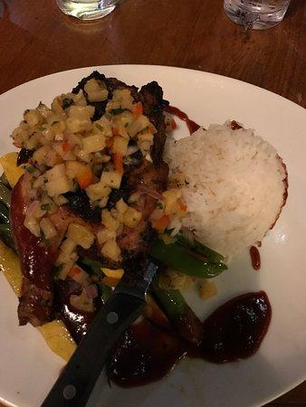 Lava Lava Beach Club: Chef Eric's Half Huli Chicken