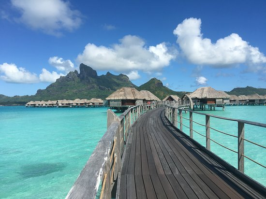 Ảnh về Khu nghỉ dưỡng bốn mùa Resort Bora Bora