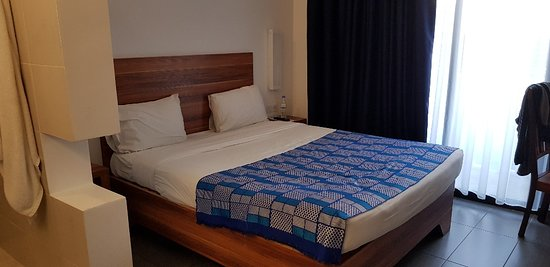 ONOMO Hotel Lome : Bed is very comfortable
