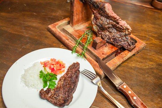 Las 4Vacas: Steak