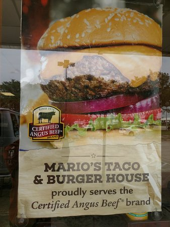 Mario's Taco & Burger House Photo