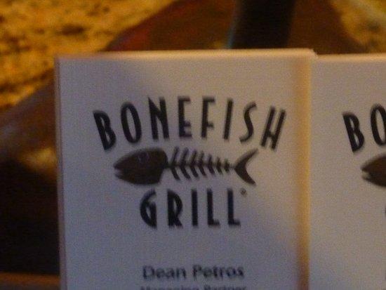 Bonefish Grill®
