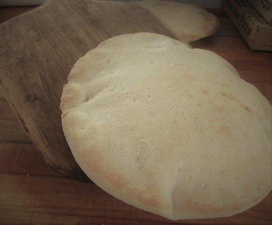 Scicchitano's Pizzeria: Home Made Doagie Bread