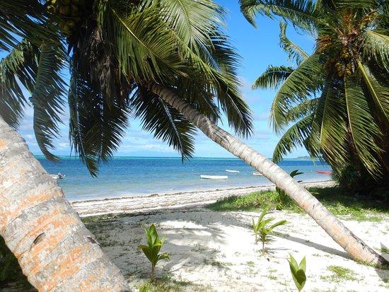 Villas de Mer : Vue du restaurant