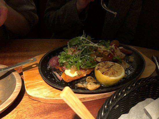 Matarkjallarinn - Foodcellar : Arctic char