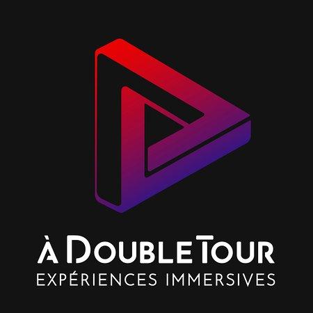 À Double Tour - Expériences immersives : Logo de À Double Tour