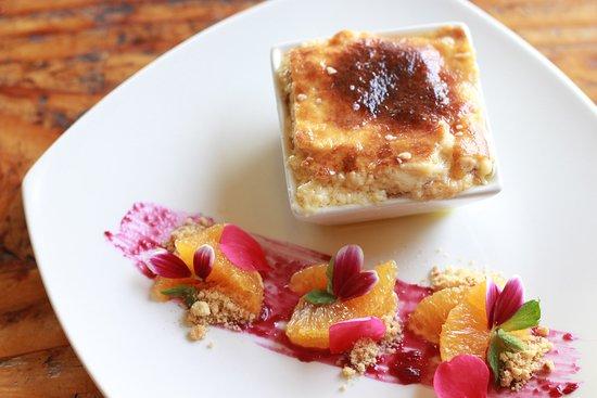 Aitue Restaurant : Leche Asada