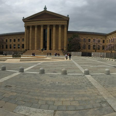 Philadelphia Museum of Art ภาพถ่าย