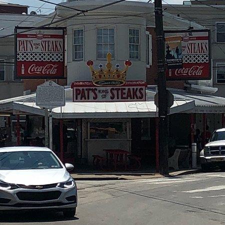 Pat's King of Steaks Photo