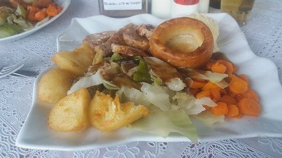The Pink Parrot: Sunday lunch