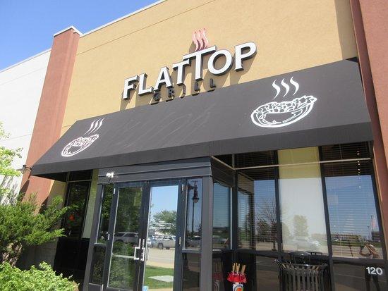 Flat Top Grill at Grand Prairie Mall