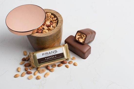 Fran's Chocolates: Fran's Park Bars