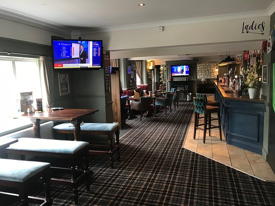 The Boot Inn and Kitchen: New refurb looks amazing