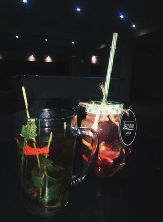 Jazz'min: hot tea is great