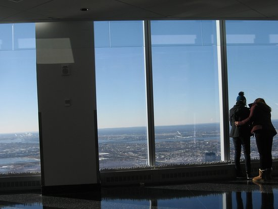 One World Observatory - Observation Windows