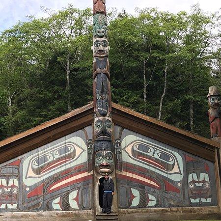 Totem Bight State Historical Park ภาพถ่าย