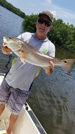 Blue Collar Fishing Charters Slot Red