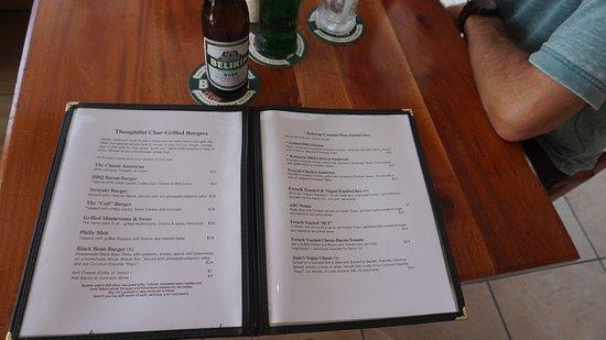 Iguana Juan's Restaurant and Bar: Menu