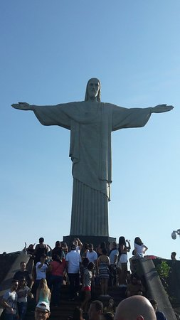 Patung Kristus Penebus (Cristo Redentor): Cristo Redentor