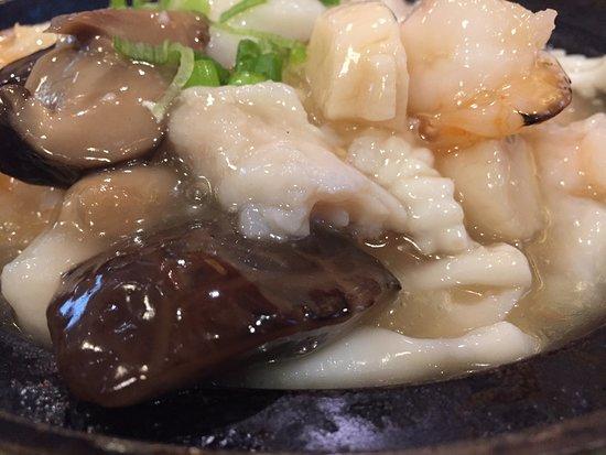 Van Dragon Chinese Restaurant : #45 - seafood tofu hotpot