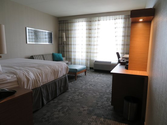 Courtyard by Marriott Philadelphia South at The Navy Yard: Room #1