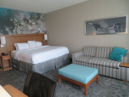 Courtyard by Marriott Philadelphia South at The Navy Yard: Room #2