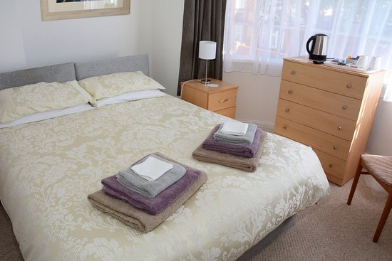 The Cove Guest House: Double room