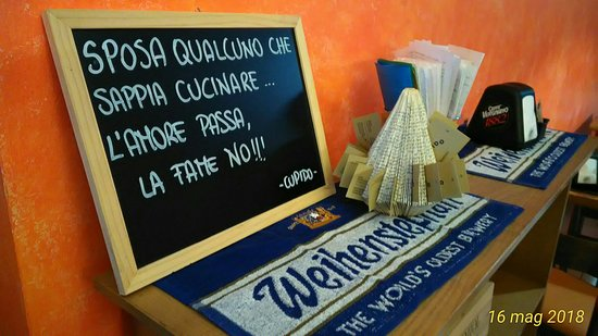 Segusino, Италия: Cupido Pizza&Cucina