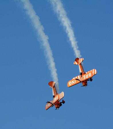 The Cove Guest House : Rhyl Airshow