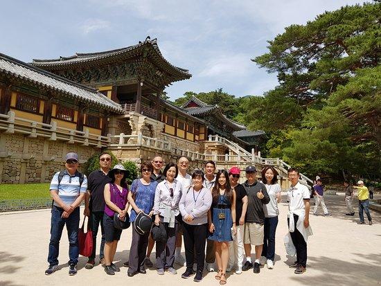 Gyeongju, Južná Kórea: 대만에서 오신분들