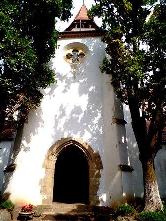 Peasant Fortified Church at Prejmer照片