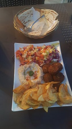 Falafel Bocas ภาพถ่าย