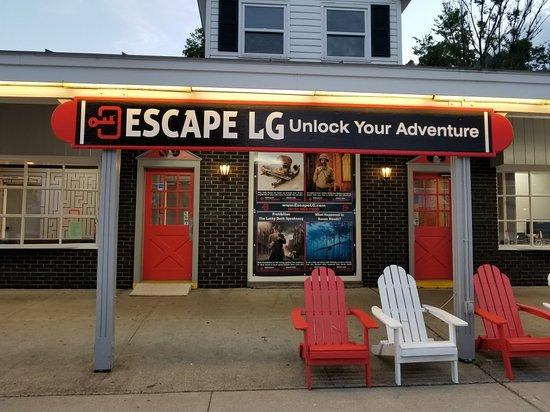 Escape LG
