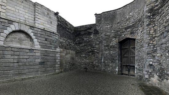 คิลเมนฮาม กาโอล: yard were executions took place 1916 Rising