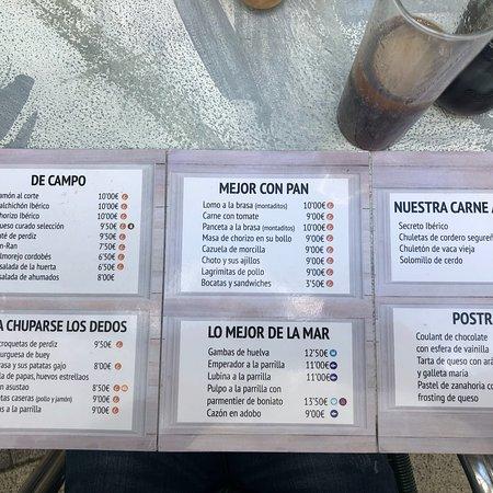 El Cura Tapas Photo